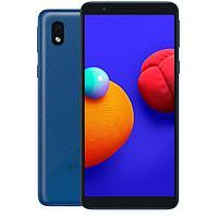 Смартфон Samsung Galaxy A01 Core Синий