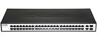 D-Link DES-1050G/C1A Коммутатор 48-порт 10/100 + 2 100/1000 /