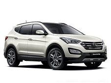 Hyundai Santa Fe (DM) 2012-