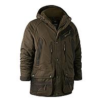 Куртка для охоты Deerhunter Muflon Long (хаки), размер 2XL