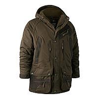 Куртка для охоты Deerhunter Muflon Long (хаки), размер 4XL