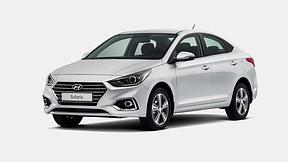 Hyundai Accent /Solaris 2017-