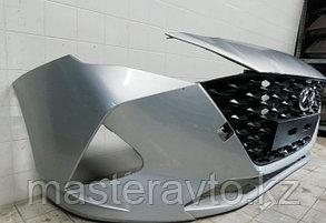 Бампер передний Hyundai Solaris 2021- 86511H5500