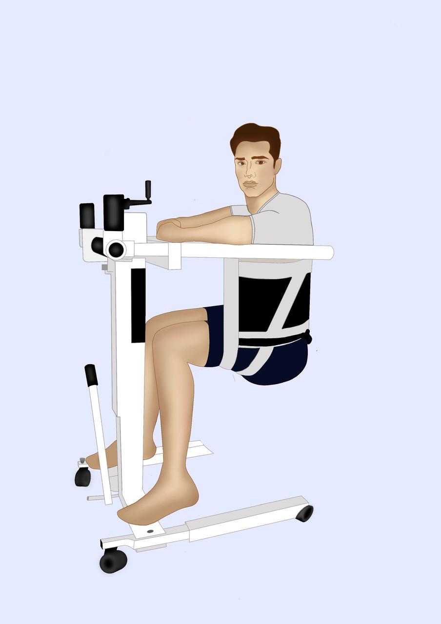 Механический подъемник для инвалидов - фото 2