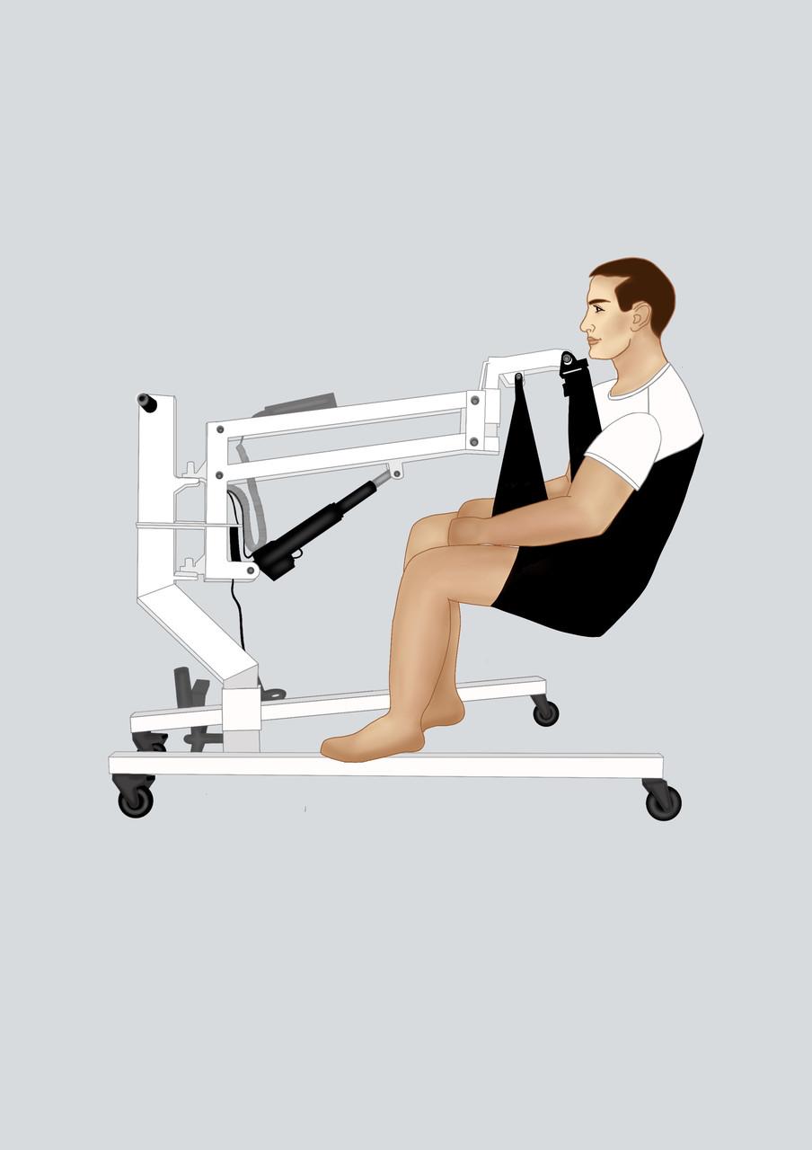 Подъемник электрический для инвалидов - фото 2