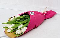 Цветы с вашим логотипом