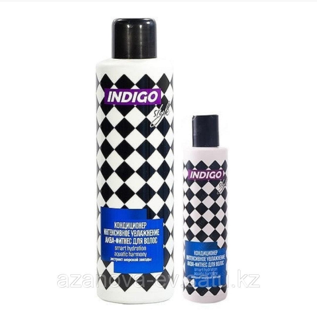 Шампунь для волос увлажняющий Indigo Аква-Фитнес