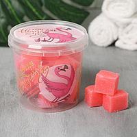 Скраб кубиками You are flamazing, ягодный