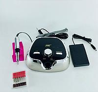 Аппарат для маникюра SML M3 35000 об.мин 68 Ватт, с педалью