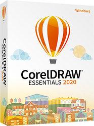 CorelDraw Essentials 2020, Электронный ключ (ESDCDE2020ROEU)