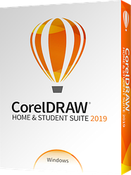 CorelDRAW Home & Student Suite 2019, Электронный ключ (ESDCDHS2019ROEU)