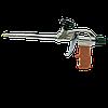 Пистолет для монтажной пены Усиленный, тефлон, 20см Вихрь