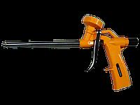 """Пистолет для монтажной пены """"СТАНДАРТ"""", пластмассовый корпус Вихрь"""