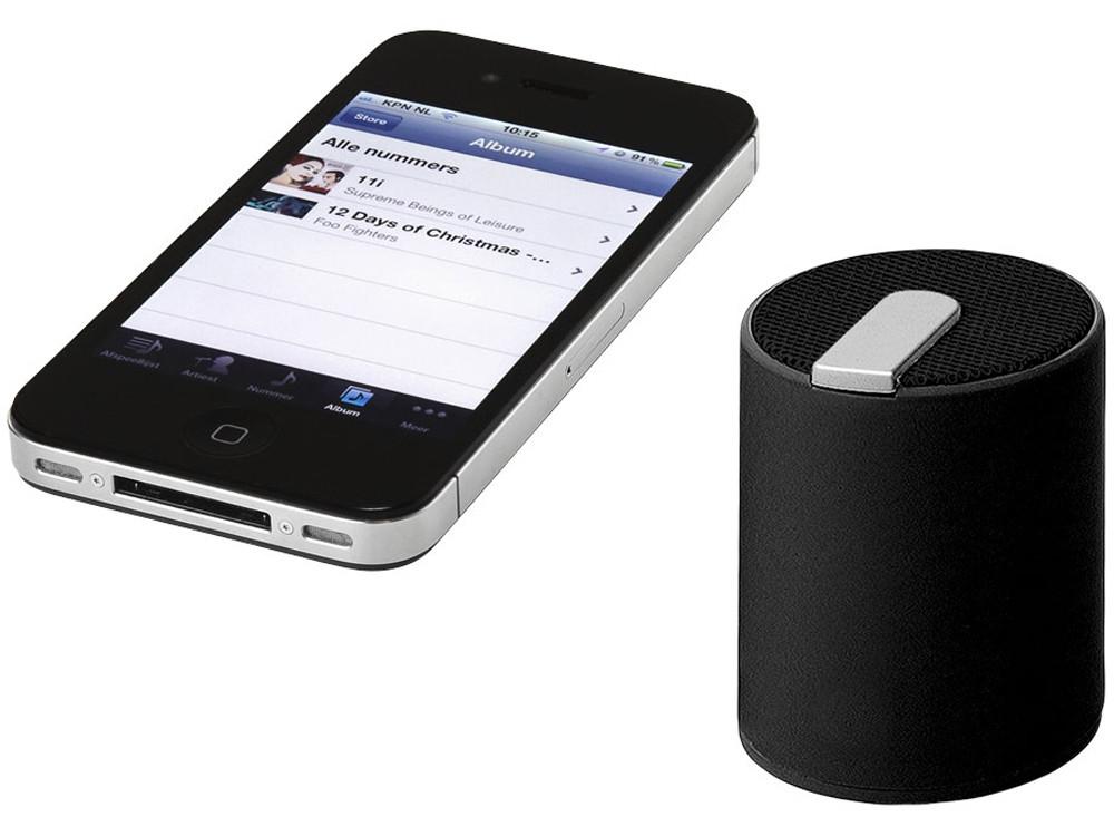 Колонка Naiad с функцией Bluetooth®, черный - фото 3