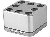 Динамик Morley Bluetooth®, серебристый