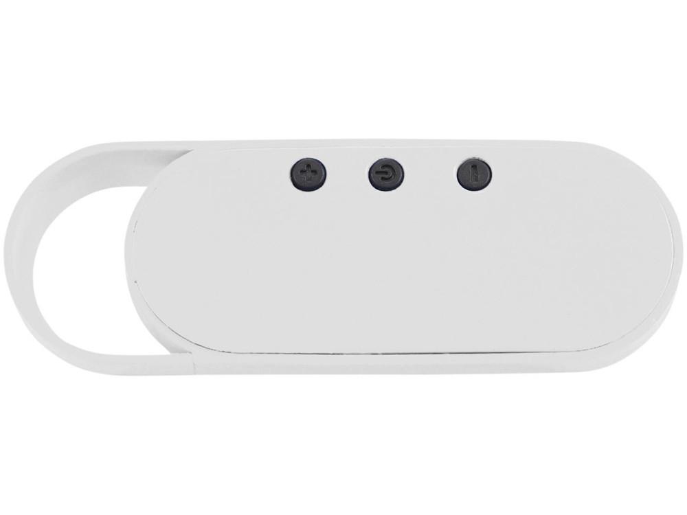 Портативная Bluetooth колонка, белый - фото 2