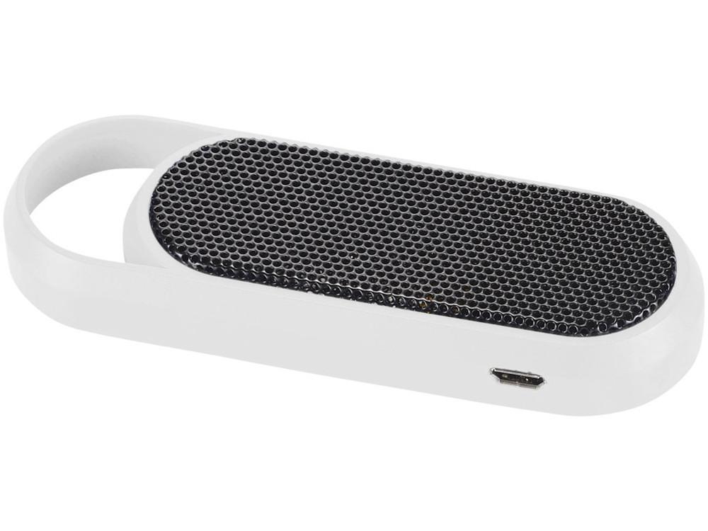 Портативная Bluetooth колонка, белый - фото 3