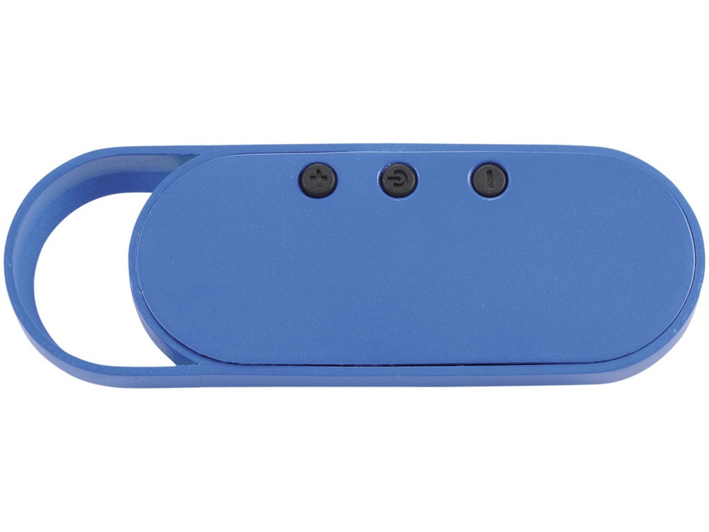 Портативная Bluetooth колонка, ярко-синий - фото 2
