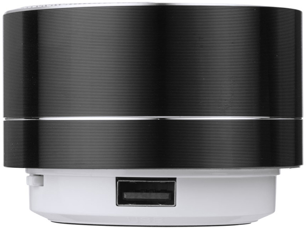 Цилиндрический динамик Bluetooth®, черный - фото 3