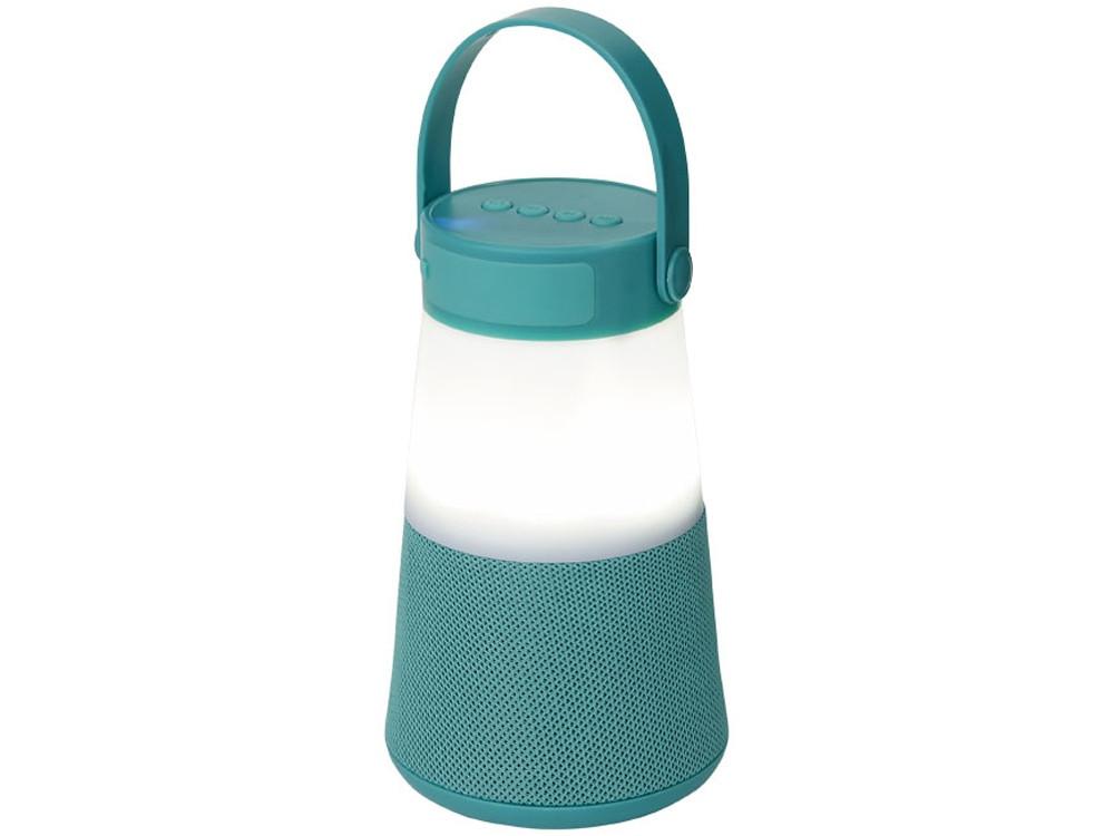 Светодиодная колонка Lantern с функцией Bluetooth®, мятный - фото 4