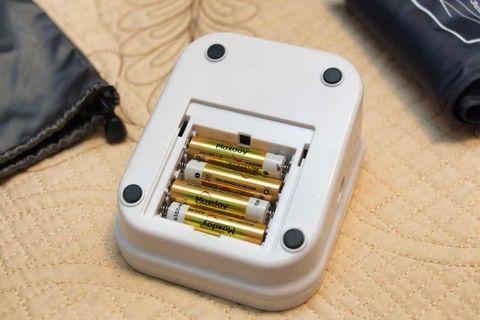 Тонометр осциллометрический цифровой автоматический JZIKI для измерения артериального давления и пульса (на - фото 5
