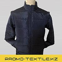 Куртка-жилет (съемные рукава) пошив на заказ