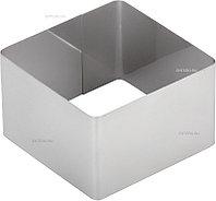 Форма кондитерская Техно-ТТ 200х200х50 мм нерж. сталь