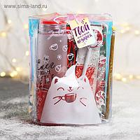 Подарочный набор в пакете «Снег за окном»