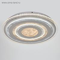 Светильник c ПДУ 69531/1 LED 115Вт диммер белый 50х50х6 см