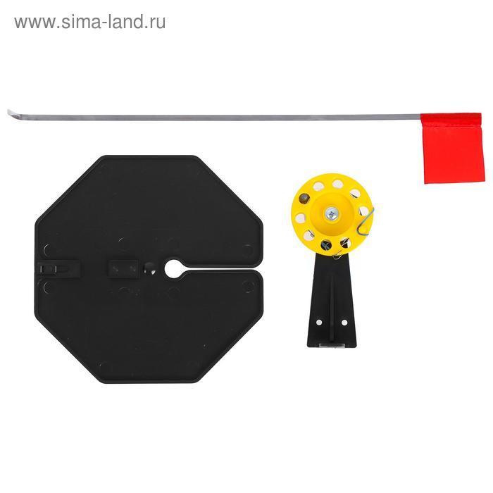 Набор жерлиц в сумке «Тонар» ЖЗО-04 d=185 мм, катушка d=63 мм, набор 10 шт. - фото 2