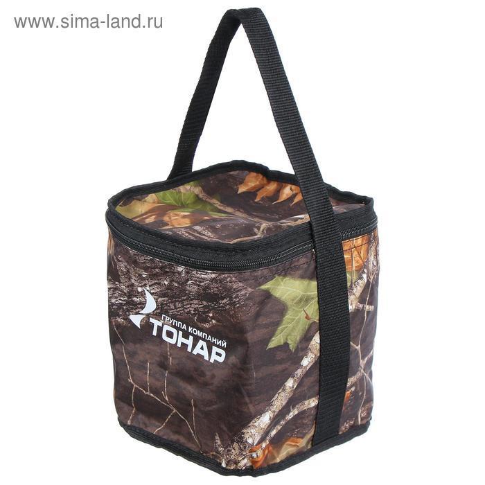 Набор жерлиц в сумке «Тонар» ЖЗО-04 d=185 мм, катушка d=63 мм, набор 10 шт. - фото 3