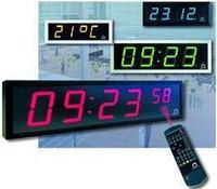 Цифровые часы MOBATIME серии DC