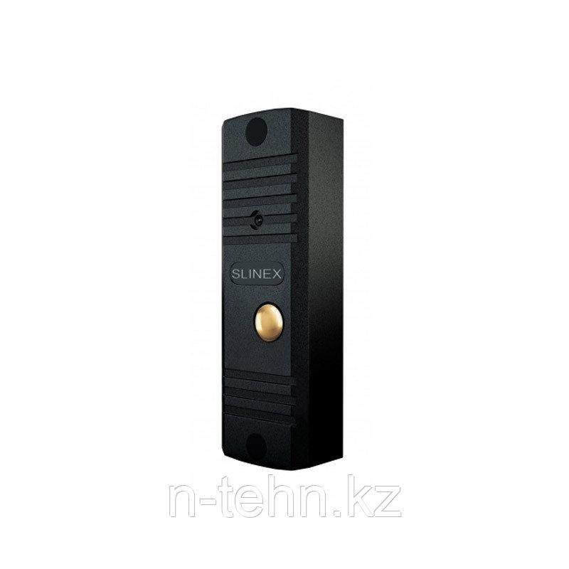 Slinex ML-16HR цвет черный. Антивандальная вызывная панель в классическом корпусе