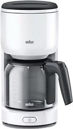 Кофеварка Braun KF 3100 WH