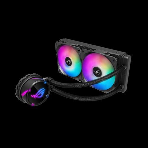 Водяное охлаждение ASUS ROG STRIX LC 240 RGB