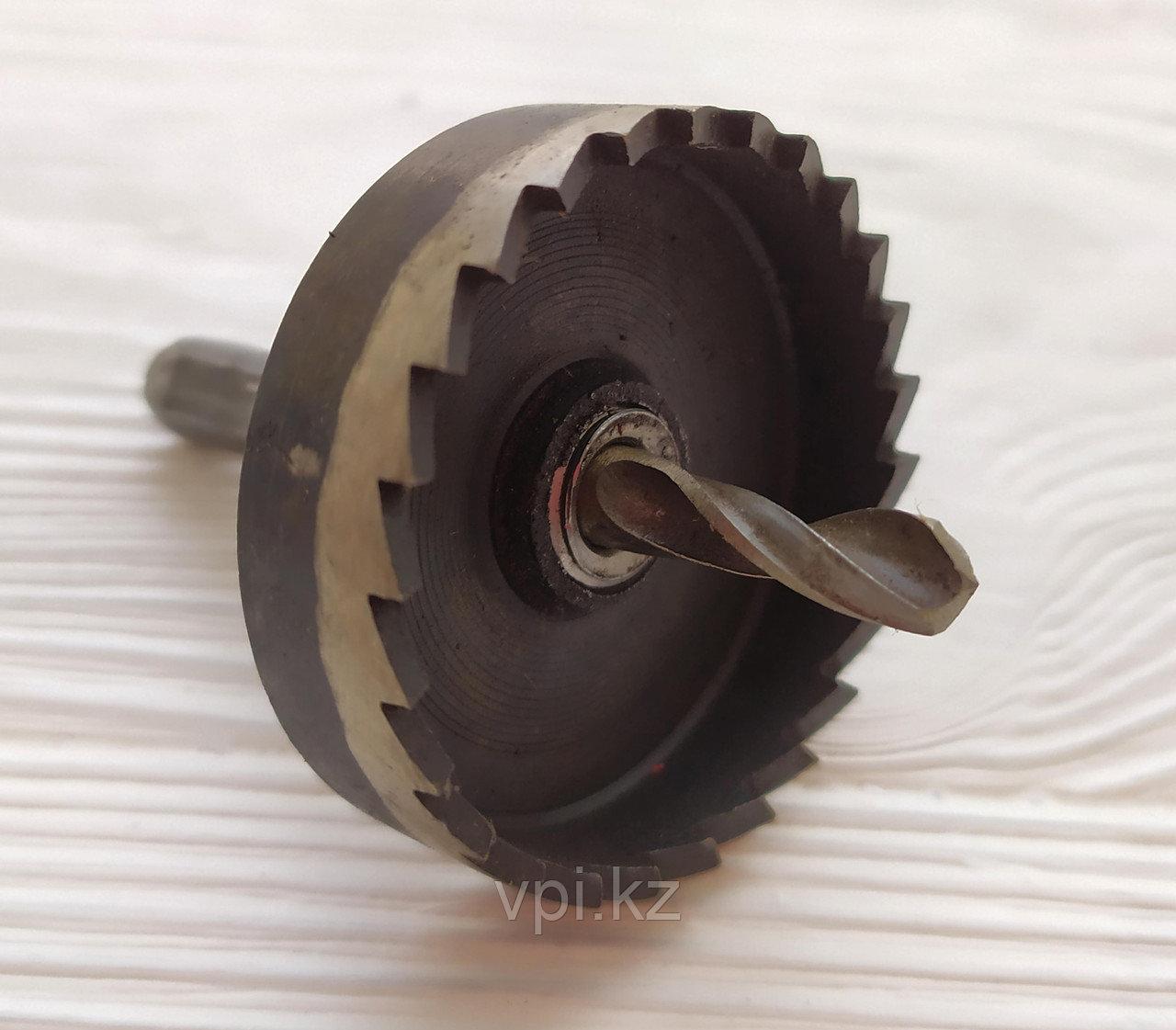 Сверло кольцевое по металлу 45мм
