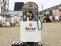 Мини АЗС для топлива 220В Benza 1КУБ заправочный модуль