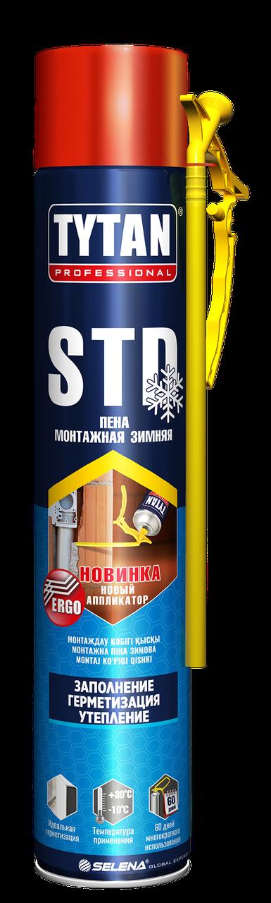 Монтажная пена бытовая Tytan СТД О2 Зимняя