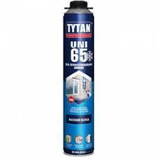 Монтажная пена Tytan профессиональная 65 O2 зимняя 750 ml