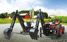 Экскаватор для трактора LW-8