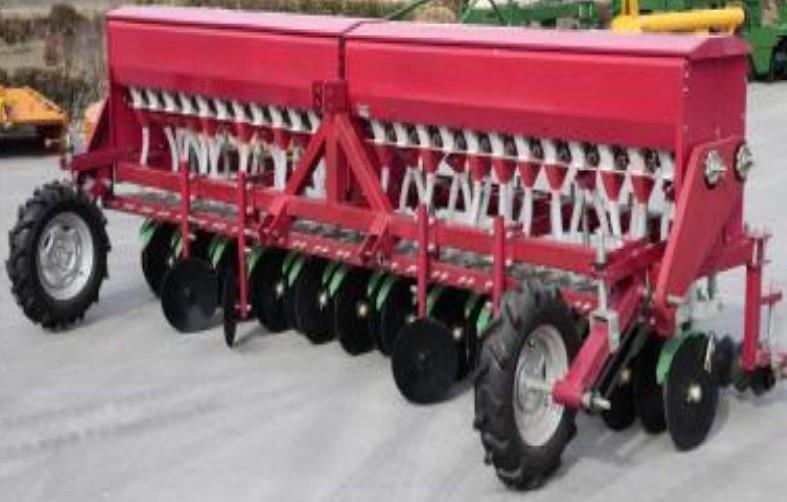 Сеялка для пшеницы 2BFX-24