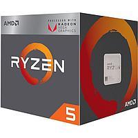 Процессор AMD Ryzen 5 2400G 3,6ГГц
