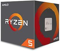 Процессор AMD Ryzen 5 2600 3,4Гц