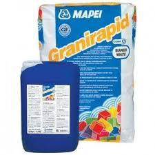 GRANIRAPID белый компонент B - канистра 5, 5 кг