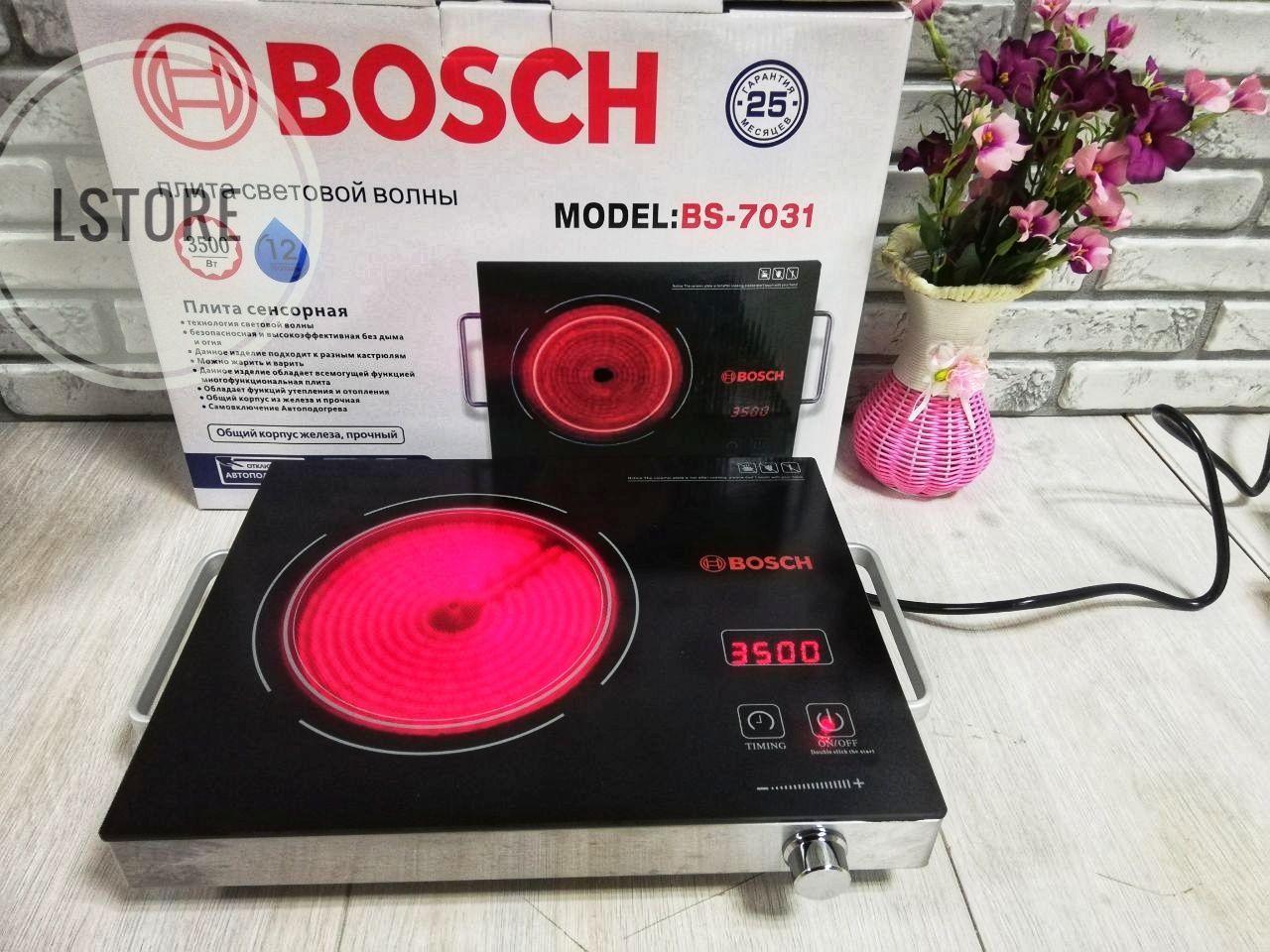 Инфракрасная электрическая плита Bosh 3500 вт