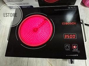 Инфракрасная электрическая плита Bosh 3500 вт, фото 2
