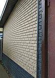 Акриловая Фасадная панель STONE HOUSE (Стоун Хаус) под кирпич, Песочный, фото 8