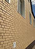 Акриловая Фасадная панель STONE HOUSE (Стоун Хаус) под кирпич, Песочный, фото 9