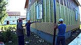 Акриловая Фасадная панель STONE HOUSE (Стоун Хаус) под кирпич, Песочный, фото 10
