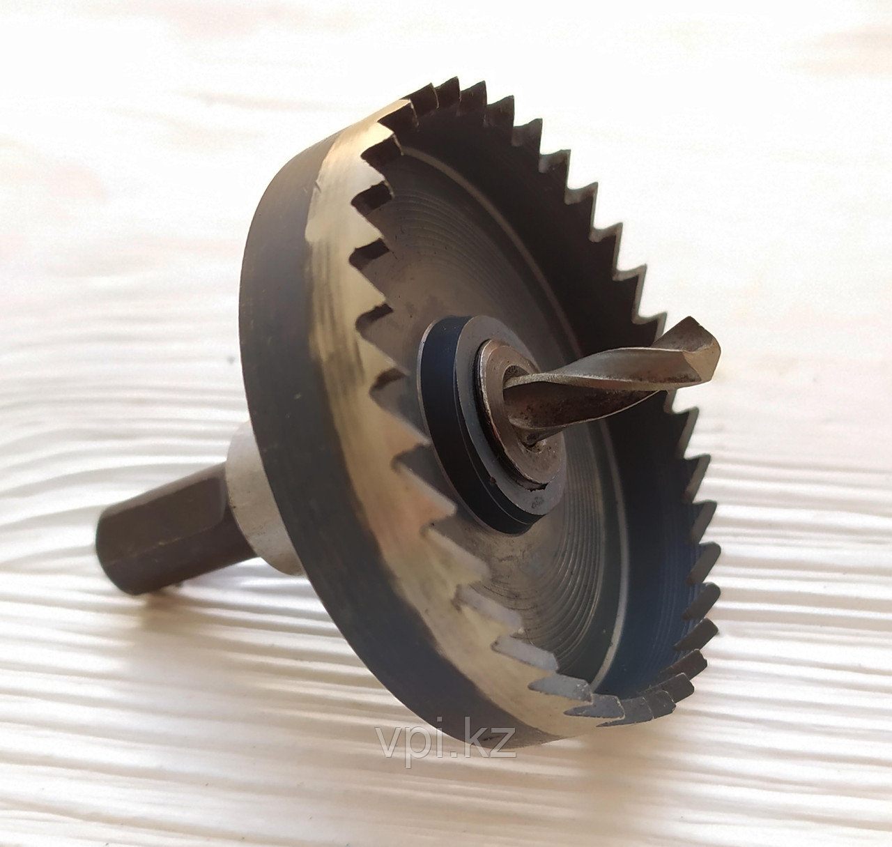 Сверло кольцевое по металлу 55мм
